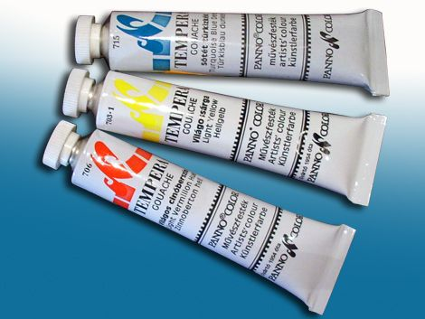 Pannoncolor art gouache 18-22ml
