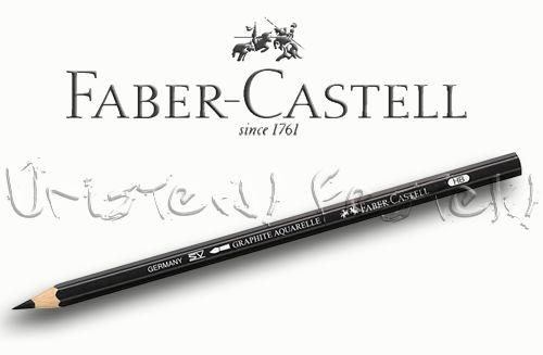 Grafitceruza - Faber-Castell Graphite Aquarelle