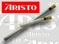 Vonalzó - Aristo gumibetétes fém - 30cm-től