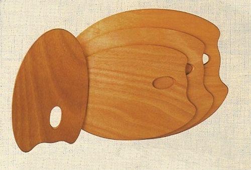 Színkeverő PALETTA - MABEF, ovális 20x30cm