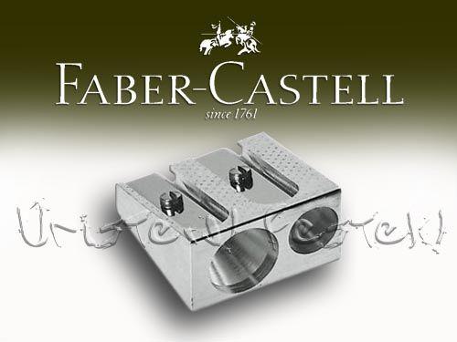 Hegyező - Faber-Castell fém - kétlyukú
