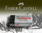 Radír - Faber-Castell Dust Free fekete