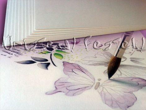 Akvarellpapír - Canson Imagine Mix Media festő- és rajzkarton 200gr