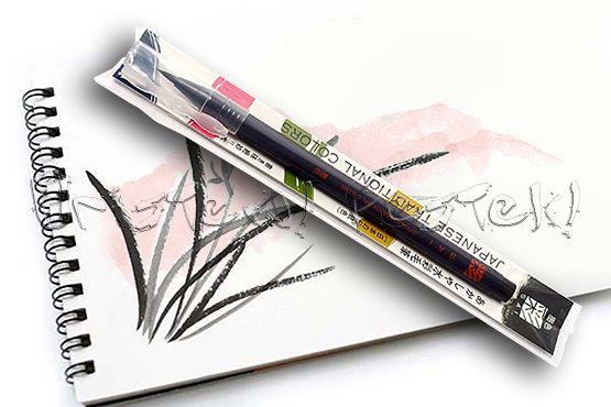 Filckészlet - SAI Japanese Traditional 20 - ecsetvégű tustoll