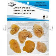 Festő Szivacsok - Royal Small Silk Sponge - 6db-os készlet