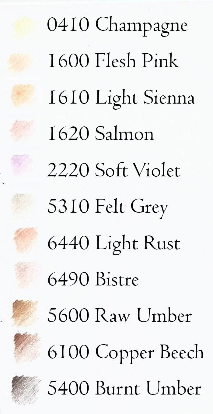 UF skin tones