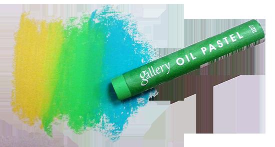 Mungyo Gallery oil pastel