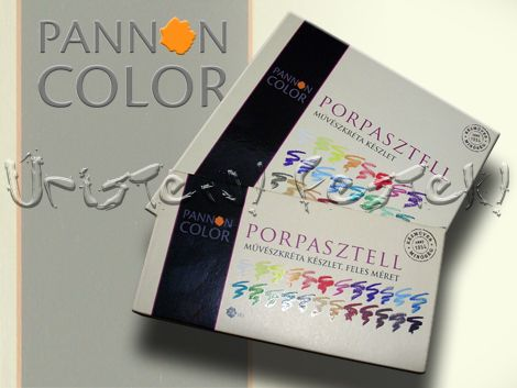 Soft Pastel Set - Pannoncolor Extra soft pastels set