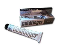 Képkeretjavító festék - Daler-Rowney Goldfinger - KÜLÖNFÉLE SZÍNEKBEN