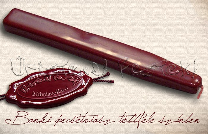 Sealing wax, 60g, 20cm - in different colors!