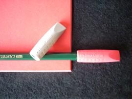 """Faber-Castell """"Kupak""""- Radír - 2db/csomag"""