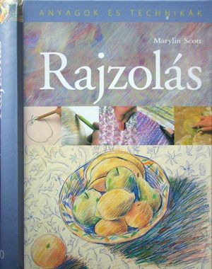 Drawing - Book in Hungarian