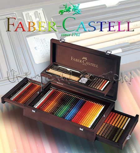 Graphite Pencil Set - Faber-Castell Artist Graphite Pencil Set - 12pcs