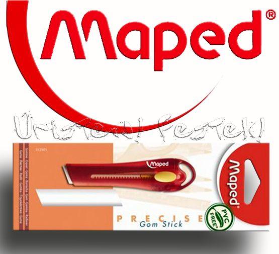 Radír - PRECISE Gom Stick Eraser cserélhető betétes radírtoll - közepes