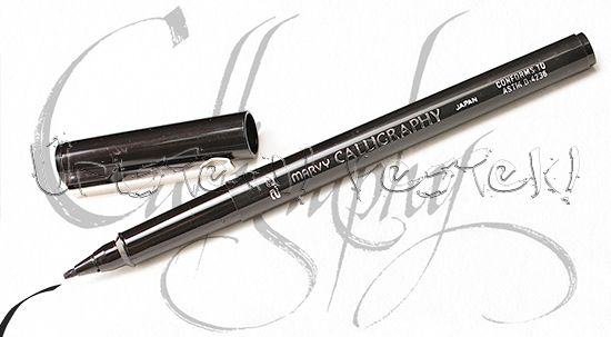 Copic Multiliner SP pen - different sizes