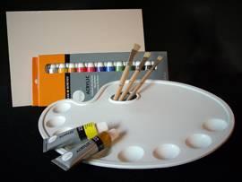 Acrylic Paint