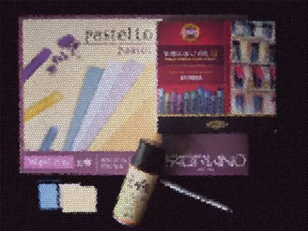Pastel Set
