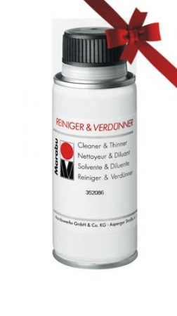 Oldószer - Marabu /a márka minden oldószeres festékéhez/ 100ml