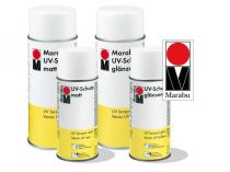 Fixative - Marabu fixative spray 150ml, 400ml