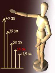 Modell Fabáb - 14,4 cm