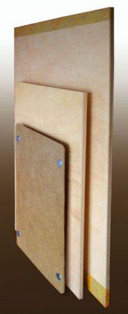 RAJZTÁBLA A/3 ívhez, 34*50,5cm, keretes