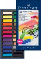 Soft Pastel Set - Faber-Castell 24 pc