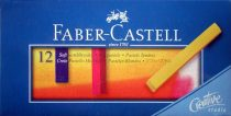 Soft Pastel Set - Faber-Castell 12 pc