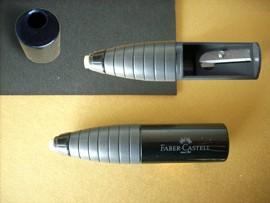 Faber-Castell sharpener eraser pen