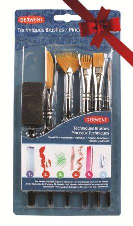 Derwent Technique Brushes
