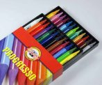 Color art bar set - Koh-i-noor PROGRESSO - DIFFERENT sizes!