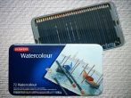 Watercolor Pencil Set - Derwent Watercolour - 12 pcs, 24 pcs, 36 pcs, 72 pcs