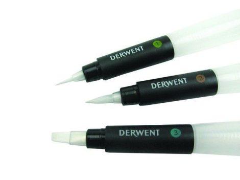 Tölthetőnyelű Ecset - Derwent szintetikus