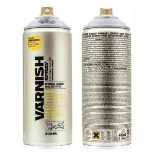 Lakk és fixatív - Montana GOLD Varnish spray