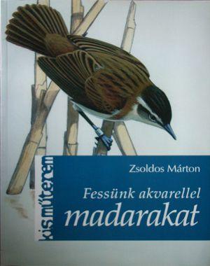 Fessünk akvarellel madarakat - Kisműterem