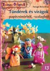 Fairies and Flowers - Color Ideas - In Hungarian