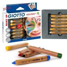 Testfesték, Giotto Make Up Arcfestő készlet - KÜLÖNBÖZŐ