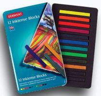 Watercolor crayons - Derwent Inktense Blocks - DIFFERENT packages!
