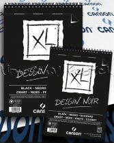 Rajztömb Canson Dessin Noir - FEKETE