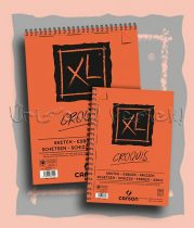Sketchpad for Pastel - Canson INGRES - 40 sheets, 125g, 24x32cm