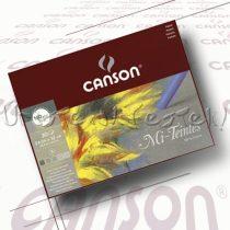 Pasztelltömb Canson Mi-Teintes - 5 hideg árnyalat