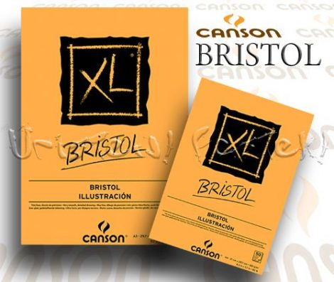 Sketch and Aquarel pads - Canson
