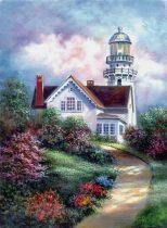 Royal & Langnickel Paint Your Own Masterpiece - Cape Elizabeth POM1