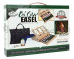 Acrylic Basic Paint Kit with Table Box Easel