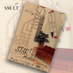 Markertömb - SMLT STARt PAD Marker 70gr, 20 sheets A/5