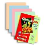 Dekorpapír - Színes fénymásoló papírcsomag, 80gr, A/4, 100ív/csom