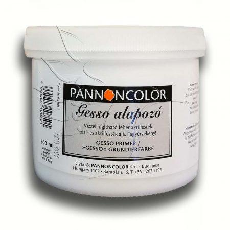Gesso alapozó Pannoncolor - folyékony alapozó 500ml