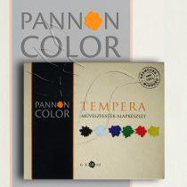 Temperakészlet - Pannoncolor Művészfesték - 6db; 10db!