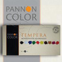 Pannoncolor Artist Tempera set - 10x18ml tube
