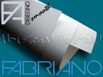 Rajzpapír - Fabriano DISEGNO SMOOTH - sima, grafikához - fehér - 48x66cm; 110gr