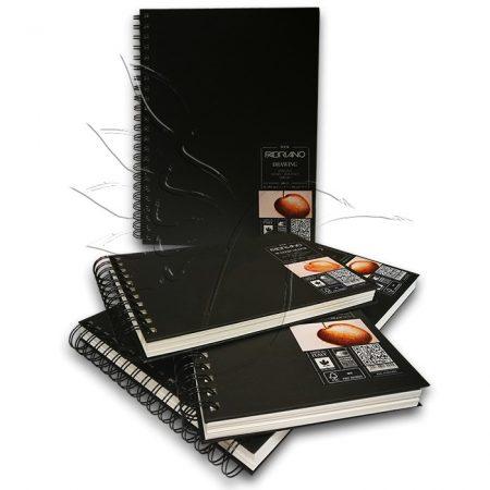Akvarell- és vázlattömb FABRIANO Drawing BOOK, 160gr, 60 sheets